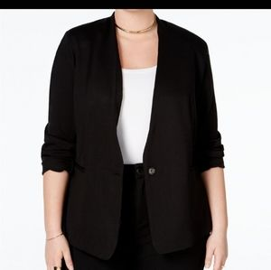 Rachel Roy black blazer